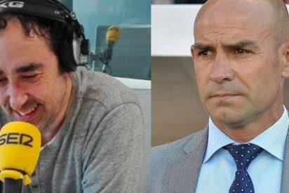 """Salvaje bronca de Iturralde González con Jémez en la SER: """"Por eso estás en el paro, Paco"""""""