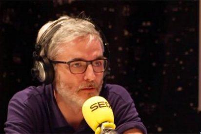 Un colaborador gastronómico de El País se come crudo a Ramón Espinar
