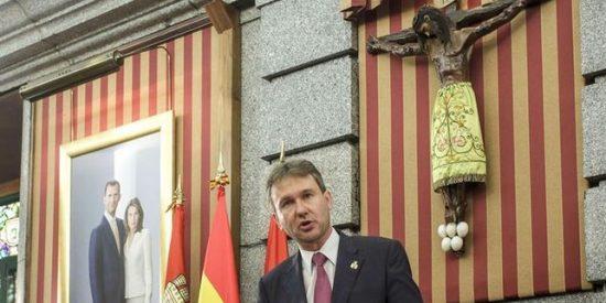 El alcalde de Burgos ofrece entrar en el gobierno a C's para frenar una moción censura
