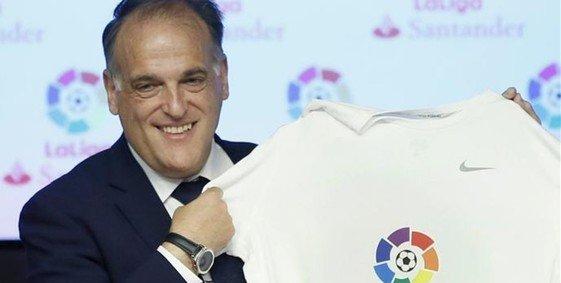 La verdad sobre el plantón del Barça a Javier Tebas y los premios Marca