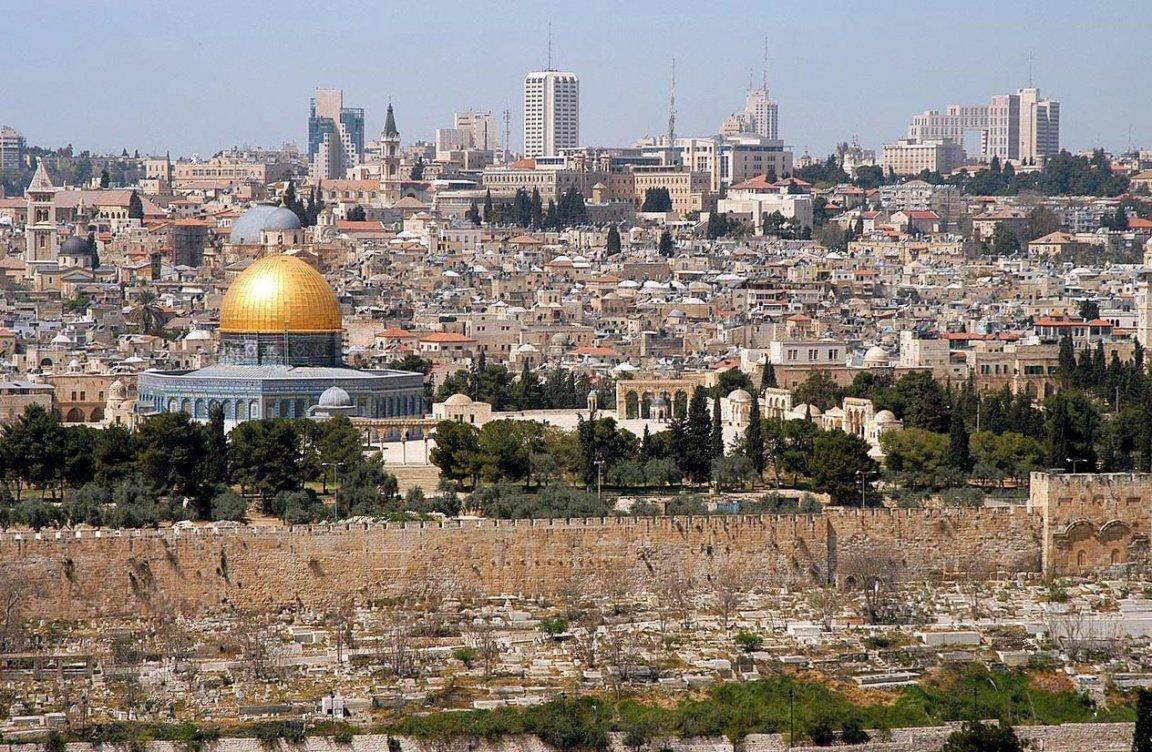 Líderes religiosos de Jerusalén, escépticos con Trump