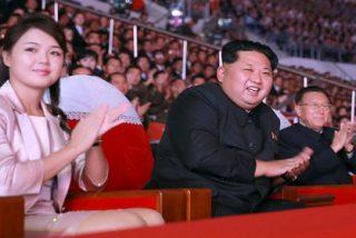 ¿Se ha 'cepillado' el bueno de Kim Jong-un a su encantadora esposa?