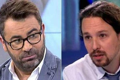 La rabieta de Pablo Iglesias contra Jorge Javier Vázquez en Twitter