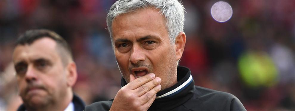 ¡Jose Mourinho ya tiene a su 'Casillas' en el Manchester United!