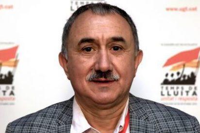"""Pepe Alvarez no descarta llegar a la huelga general pero reconoce que ahora """"no tendría sentido"""""""