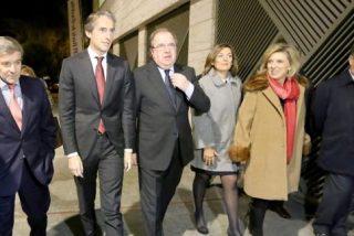 Herrera presentará a Fomento un programa de inversiones fundamentales para la Comunidad
