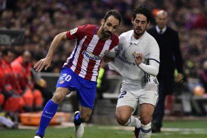 El Real Madrid golea al Atlético (0-3): Isco apunta y Cristiano dispara