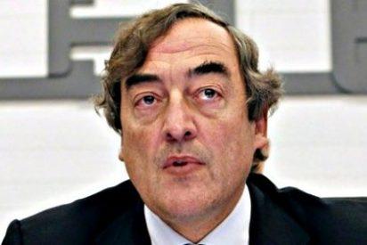 """Juan Rosell plantea formar a funcionarios de las oficinas de empleo para que """"aprendan"""" a ayudar a parados"""