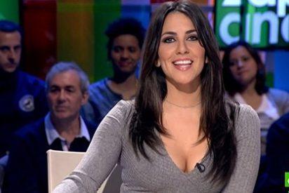 Irene Junquera le para los pies a medias a un baboso en Twitter