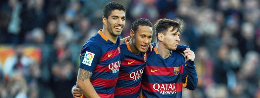 Justin Bieber hizo algo más que saludar a Messi, Luis Suárez y Neymar