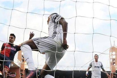 Juventus cayó en la Serie A