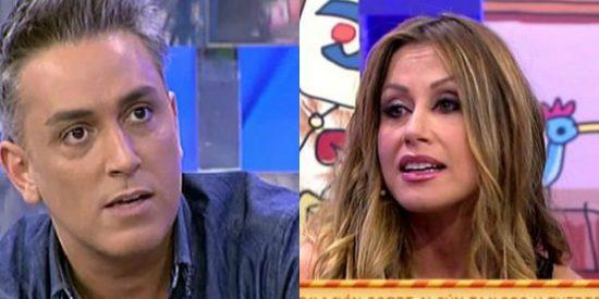 """Verónica ('OT') es humillada por Kiko Hernández en 'Sálvame': """"¡Pone a parir a todo el mundo!"""""""