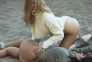"""La imagen de Khloé Kardashian con un pandero que 'se revienta': """"Eso está deforme"""""""