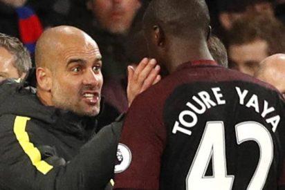 La amenaza de Guardiola a Yayá Touré que provocó su perdón