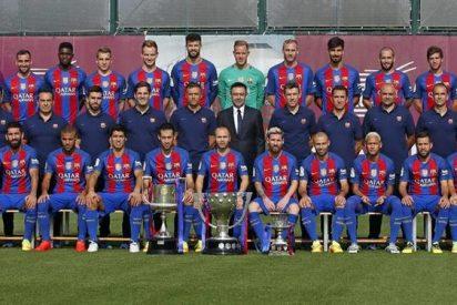 La bomba de relojería que se ha instalado en el vestuario del Barça