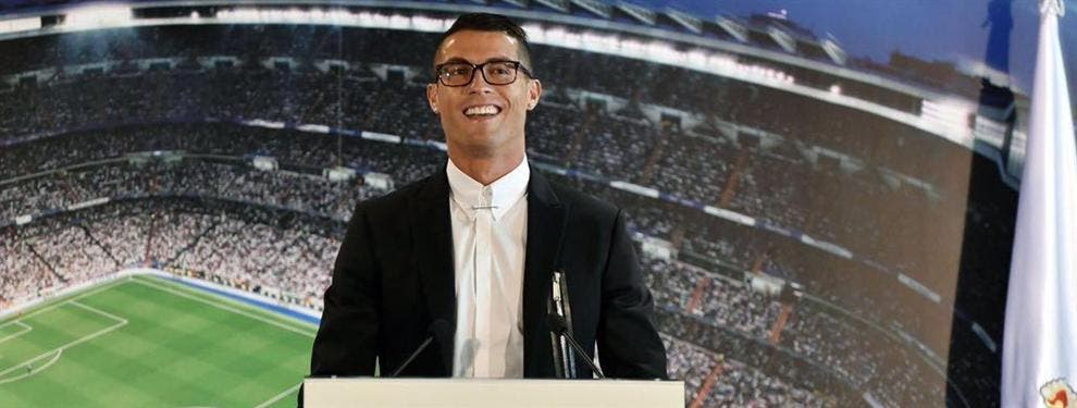 La broma que le prepararon a Cristiano Ronaldo tras firmar su renovación