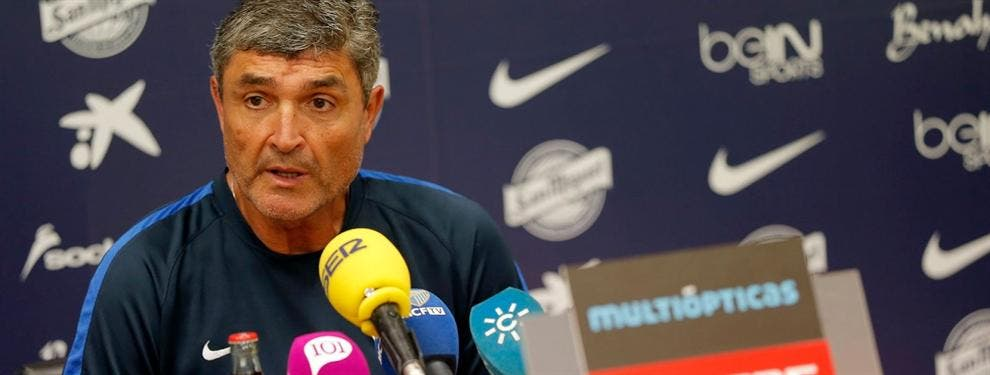 La decisión de Juande Ramos que 'sentencia' a un jugador del Málaga