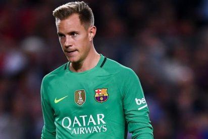 La estadística de Ter Stegen que retrata al centro del campo del Barça