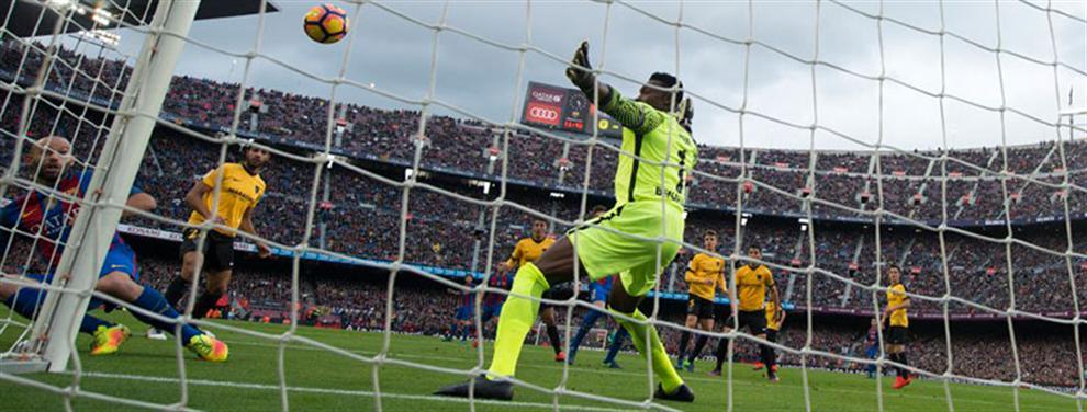 La increíble historia que hubiera dejado en ridículo al Málaga en el Camp Nou
