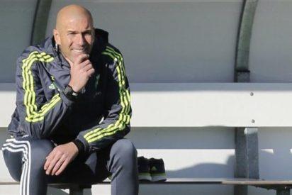 La noticia que más ha hecho sonreír a Zidane en los últimos tiempos