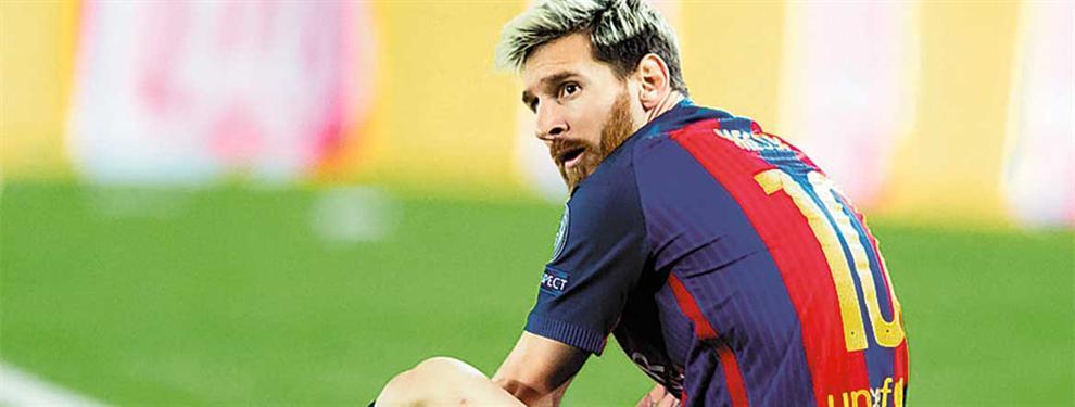 La peor noticia para Lionel Messi está a punto de llegar