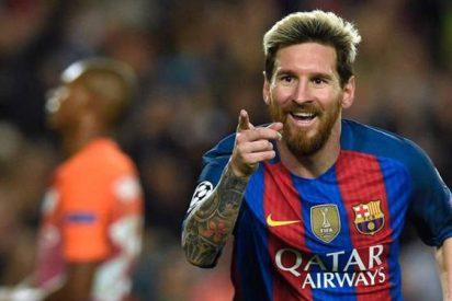 La sensual modelo brasileña que Messi tiene bloqueada en las redes sociales