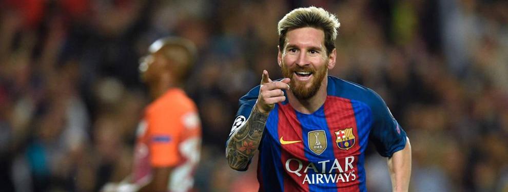 Estos son los nuevos botines que estrenará Messi en el clásico ante el Real Madrid