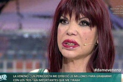 Cristina Ortiz Rodríguez, 'La Veneno', encontrada en coma con un tremendo golpe en la cabeza