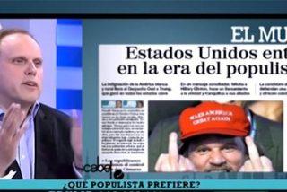"""Daniel Lacalle le mete un estacazo a la prensa española: """"Escribe sobre el votante norteamericano como si fuera tonto"""""""