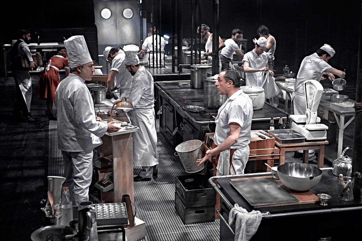 La cocina de la vida