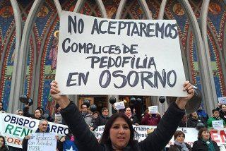 Violenta clausura del Año de la misericordia en Osorno