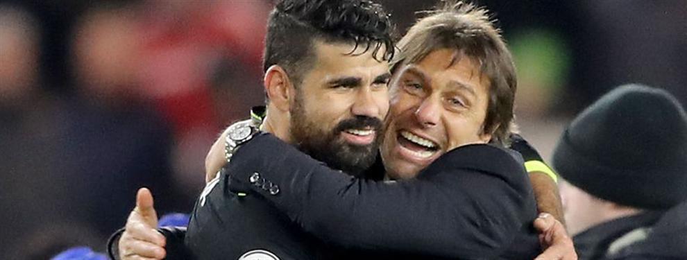 Las cinco claves del éxito (inesperado) de Antonio Conte en el Chelsea