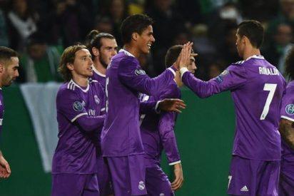 Las cinco claves del triunfo sin brillo del Real Madrid