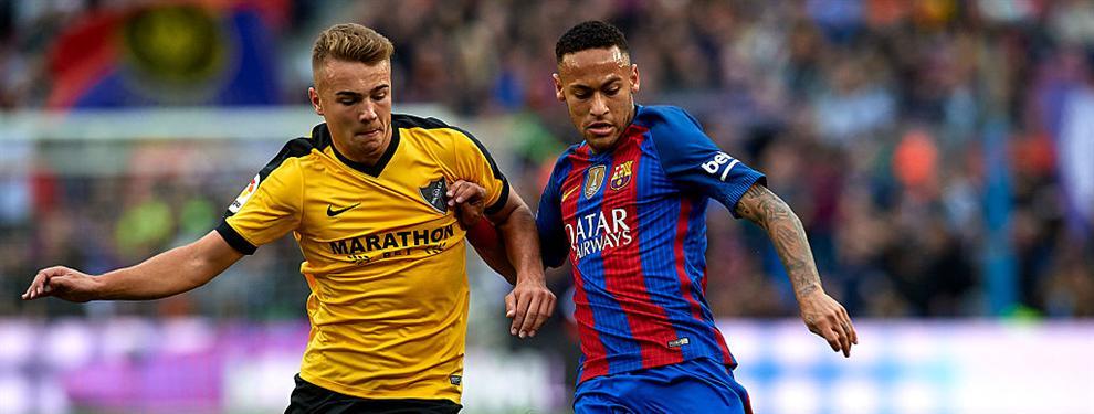 Las claves del tropiezo del Barcelona ante el Málaga en el Camp Nou