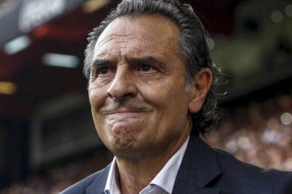 Las dos 'amenazas' de Prandelli (cada vez más quemado) en Valencia