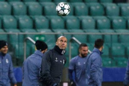 Las dos bajas (nuevas) del Real Madrid confimadas por Zidane