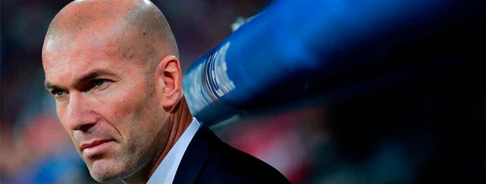Las exigencias de Zidane (con efecto inmediato) a la plantilla del Madrid