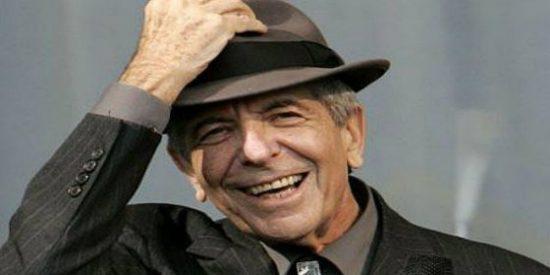 Muere el legendario cantante Leonard Cohen a los 82 años