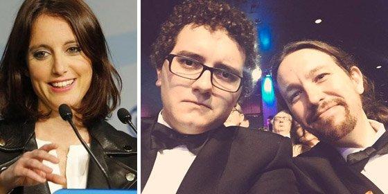 Andrea Levy, de risas, bromas y colegueo con Facu Díaz y Pablo Iglesias en Twitter