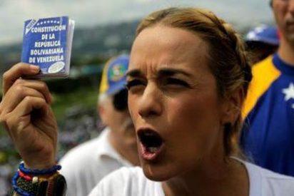 """Lilian Tintori: """"El Vaticano no hace como Zapatero, que representa a Maduro"""""""