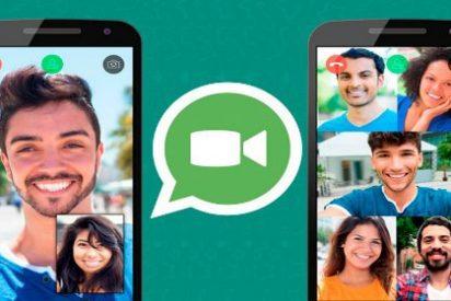 Ya están aquí las videollamadas de WhatsApp para usuarios de Android, iOS y Windows