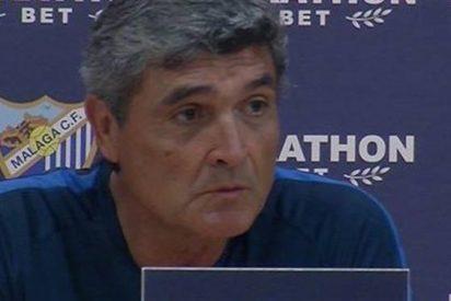 Lo que faltaba: El jugador que ha montado el lío en el vestuario del Málaga