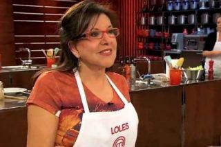 """Loles León se cabrea en 'MasterChef Celebrity' y hace llorar la mujer de 'El Cordobés': """"!Eres una perra!"""""""