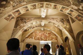 Una jueza de Huesca ordena al MNAC a devolver los bienes de Sijena