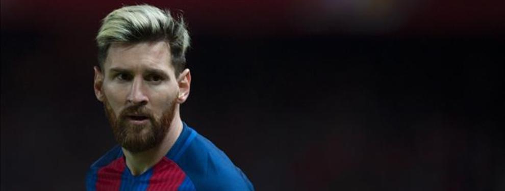 Los cinco jugadores que le pasan la mano por la cara a Leo Messi