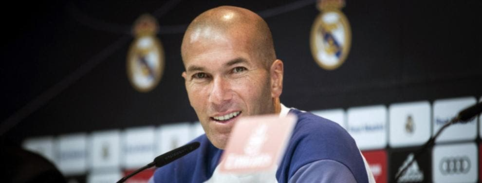 Los cinco mensajes de Zidane (con contestación a Luis Enrique) antes del derbi