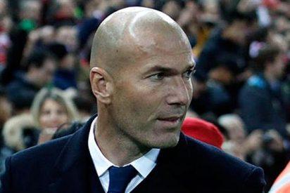 Los dos jugadores a los que Zidane enfiló (y puso a cien) antes del derbi