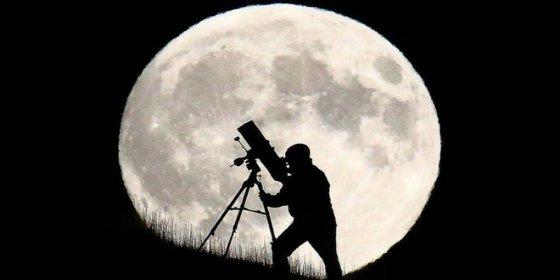 Prepárate para ver la Luna más grande y brillante de los últimos 68 años