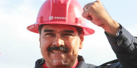 Con esta jeta reconoce Maduro que hay corrupción en la petrolera estatal PDVSA