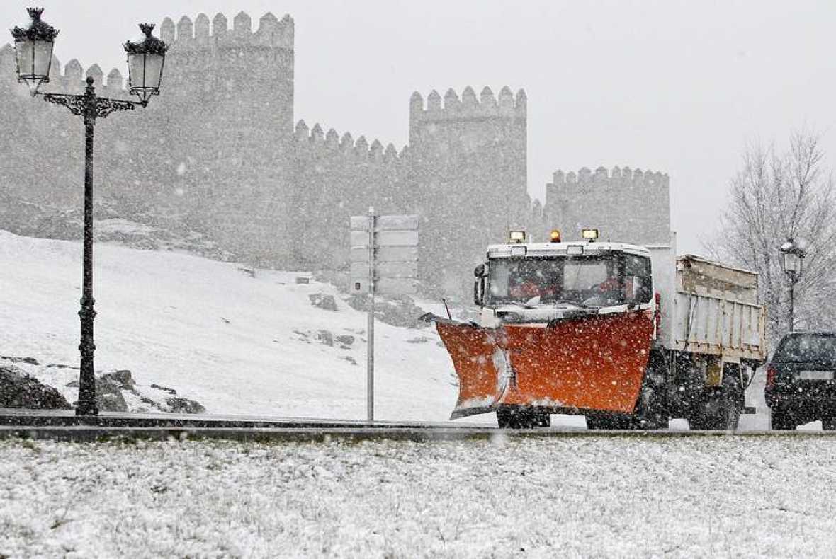 La Junta presenta el operativo de vialidad invernal